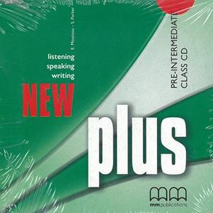 NEW PLUS PRE-INTERMEDIATE CD
