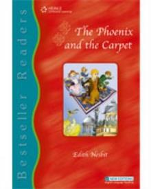 THE PHOENIX AND THE CARPET (BK+CD+ACTIVITY) LEV.3