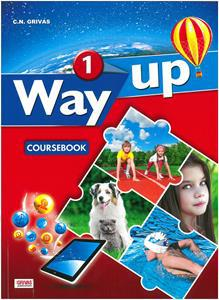WAY UP 1 ST/BK (+WRITING BOOKLET)