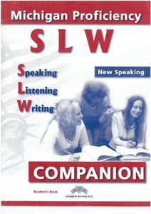 ECPE SLW COMPANION (NEW SPEAKING)