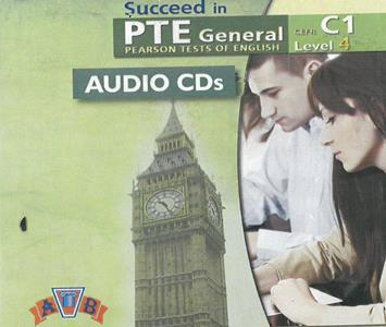 SUCCEED IN PTE GENERAL C1 (LEVEL 4) 5 PRACTICE TESTS CDS(2