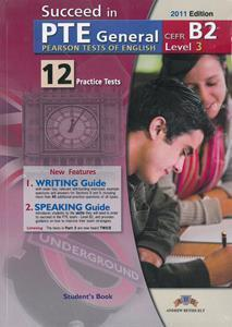 SUCCEED IN PTE GENERAL B2 (LEVEL 3) 12 PRACTICE TESTS SELF STUDY