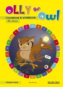 OLLY THE OWL PRE-JUNIOR ST/BK & WKBK