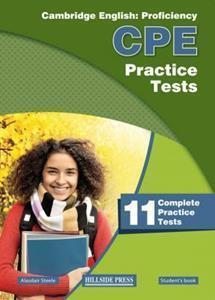 CPE 11 PRACTICE TESTS 2015 TCHR'S