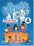 WHAT'S ON 4 ACTIVITY BOOK (A SENIOR)