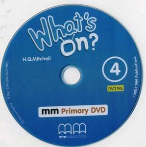 WHAT'S ON 4 DVD