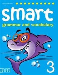 SMART GRAMMAR & VOCABULARY 3 (B) ST/BK