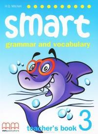 SMART GRAMMAR & VOCABULARY 3 TCHR'S
