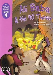 ALI BABA AND THE FORTY THIEVES LEVEL 4
