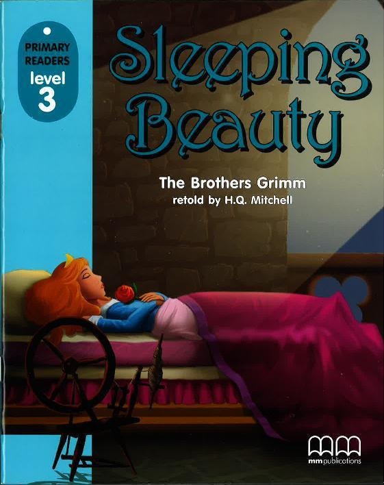 SLEEPING BEAUTY LEVEL 3 (+CD)