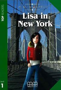 LISA IN NEW YORK (+CD) (LEVEL1)