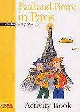 PAUL AND PIERRE IN PARIS STARTER ACTIVITY