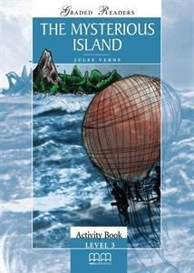 MYSTERIOUS ISLAND ACTIVITY BOOK (V.2)