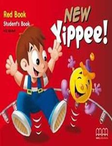 NEW YIPPEE RED ST/BK(+CD)
