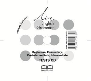 LIVE ENGLISH GRAMMAR 1-4 TESTS CD-ROM