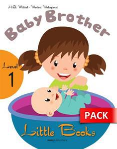 BABY BROTHER ST/BK (+CD)