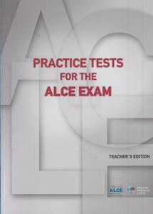 ALCE PRACTICE TESTS TCHR'S (+6CDS)