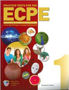 * NEW ECPE 2014 BOOK 1 PRACTICE TESTS