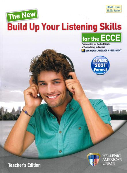 BUILD UP YOUR LISTENING SKILLS FOR ECCE TCHR'S (+CD) 2021