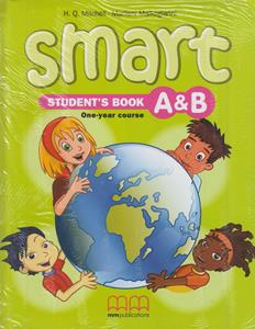 SMART JUNIOR A & B ST/BK