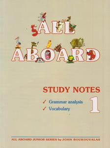 ALL ABOARD 1 STUDY NOTES