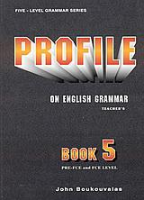 PROFILE ON GREEK GRAMMAR 5 TEACHER'S