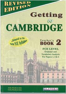 GETTING TO CAMBRIDGE 2 (REVISED) TCHR'S