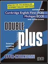 DOUBLE PLUS UPPER INTERMEDIATE ST/BK (+GLOSSARY) REVISED 2015