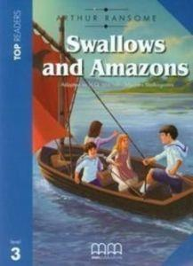 SWALLOWS AND AMAZONS ST/BK (INCLUDES GLOSSARY)