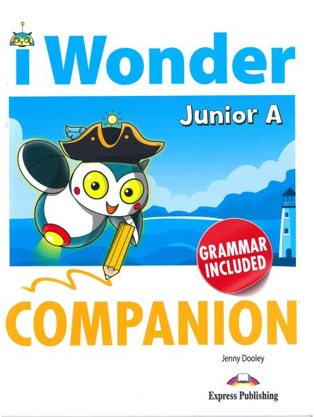 I WONDER JUNIOR A COMPANION & GRAMMAR