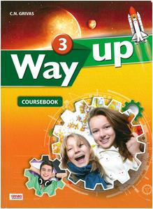WAY UP 3 ST/BK (+WRITING BOOKLET)