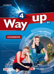WAY UP 4 ST/BK (+WRITING BOOKLET)