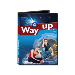 WAY UP 4 CDs