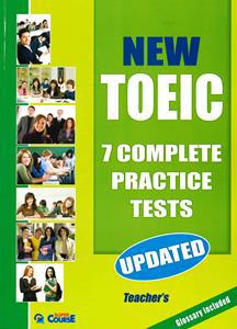 NEW TOEIC 7 COMPLETE PRACTICE TESTS TCHR'S