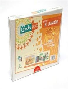 # 978-618-05-4888-4 #COMBO PACK JUNIOR B (SMART)