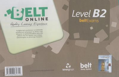BELT ONLINE PACK EXAMS B2