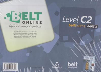 * BELT ONLINE PACK C2 ECPE PART 1