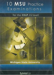 10 MSU PRACTICE EXAM CELP C2 CDS (5) (BOOK 2)