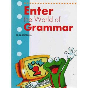 ENTER THE WORLD OF GRAMMAR 2 ST/BK (ENGLISH EDITION)