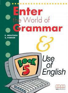 ENTER THE WORLD OF GRAMMAR 5 ST/BK (ENGLISH EDITION)
