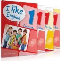 I LIKE ENGLISH 1 PACK & REVISION (+i-book)