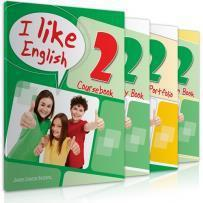 I LIKE ENGLISH 2 PACK & REVISION (+i-book)