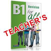 B1 FOR ALL REVISION TCHR'S