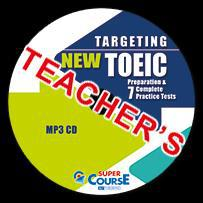 TARGETING NEW TOEIC PREPARATION & 7 PRACTICE TESTS MP3