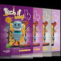 TECH IT EASY 4 PACK (+CD+REVISION BOOK)