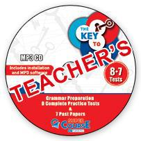 THE KEY TO LRN C2 (+7 PAST PAPERS) MP3