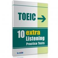 NEW TOEIC 10 EXTRA LISTENING PRACTICE TESTS