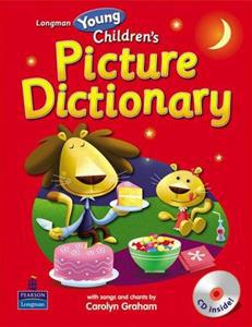 YOUNG CHILDREN' S PICTURE DICTIONARY (+CD)