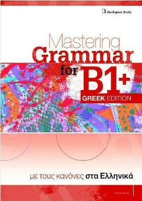 MASTERING GRAMMAR FOR B1+ GREEK EDITION ST/BK