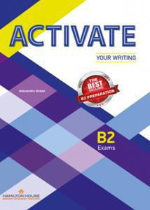 ACTIVATE YOUR WRITING B2 ST/BK W/KEY